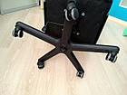 Пятилучье (звёздочка-основание) для кресла  d-70 см, под ролик 10 мм., фото 2