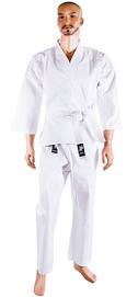 Кимоно карате белое Combat 250г/м2