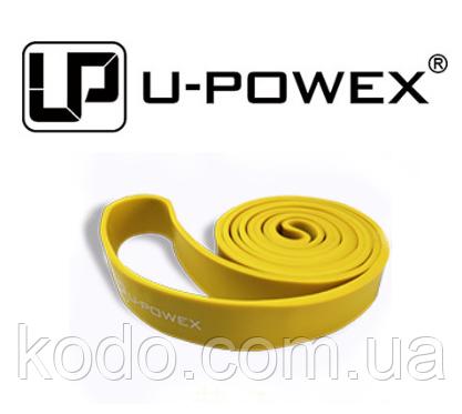 Резиновая петля (на 11-36 кг) для подтягиваний и занятий спортом, U-Powex латекс 100%, фото 2