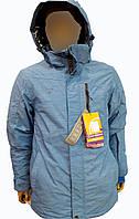 Куртка горнолыжная мужская Snow Headquarter Model: A-8192 Color: Blue