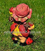 Садовая фигура Майя средняя, фото 3
