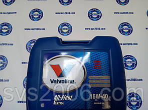 Масло моторне VAL ALL FLEET EXTRA 15W40 PL 20 L