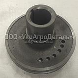 Шків колінчастого Д-65 ЮМЗ Д03-007-М1, фото 2