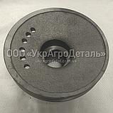 Шків колінчастого Д-65 ЮМЗ Д03-007-М1, фото 3