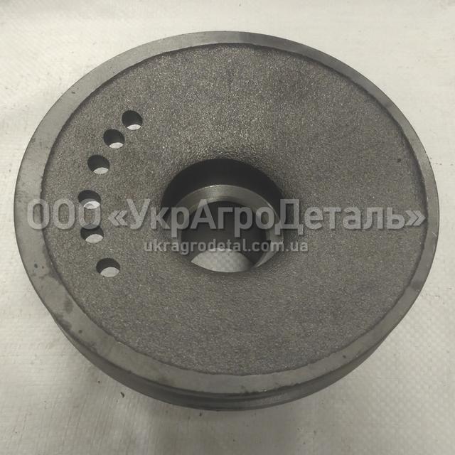 Шків валу колінчастого Д-65 Д03-007-М1 ЮМЗ