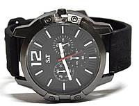Часы мужские на ремне 17006