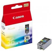 Картридж Canon для Pixma iP100 CLI-36C Color (1511B001)