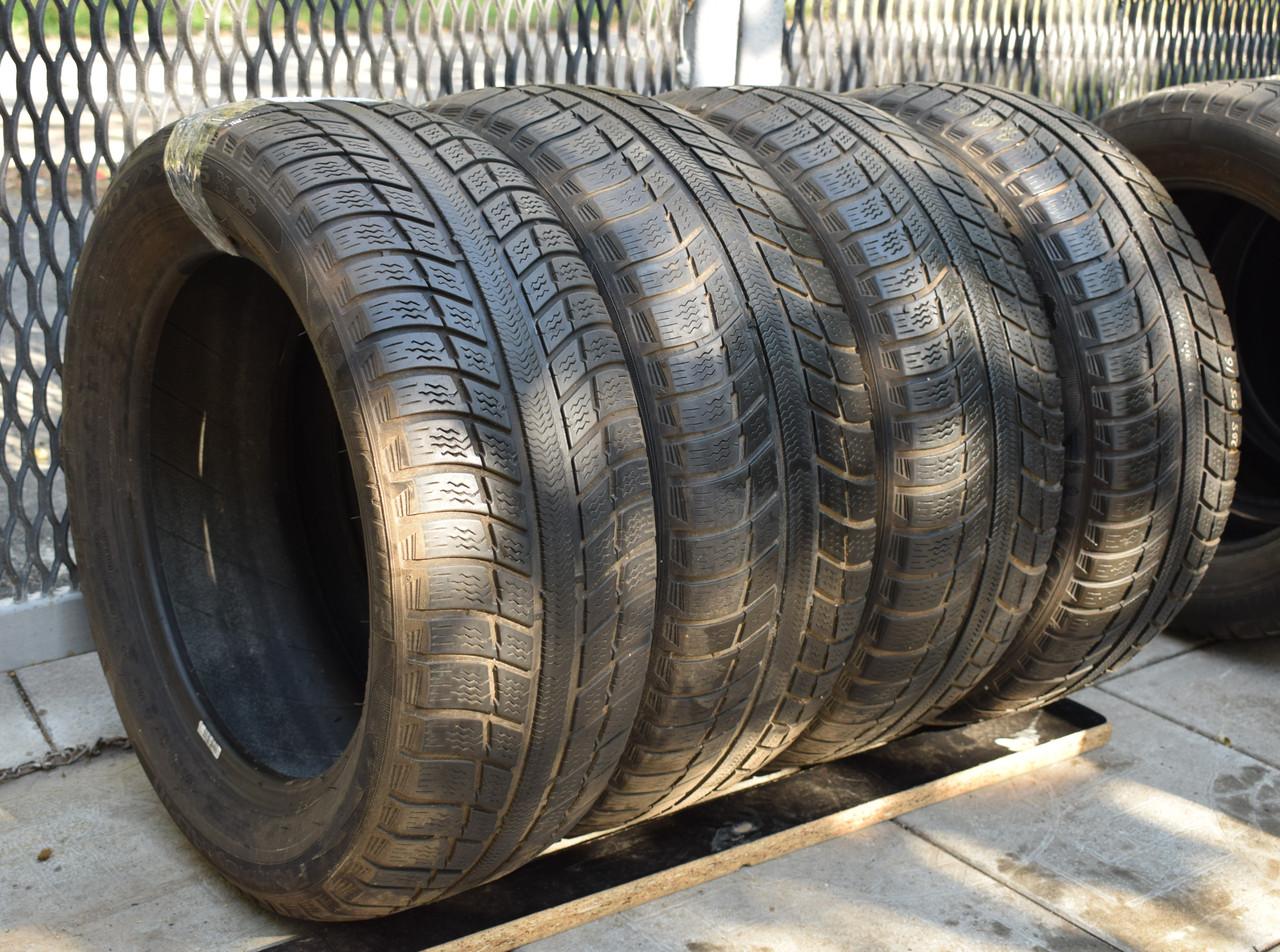 Шины б/у 205/55 R16 Michelin ЗИМА, комплект