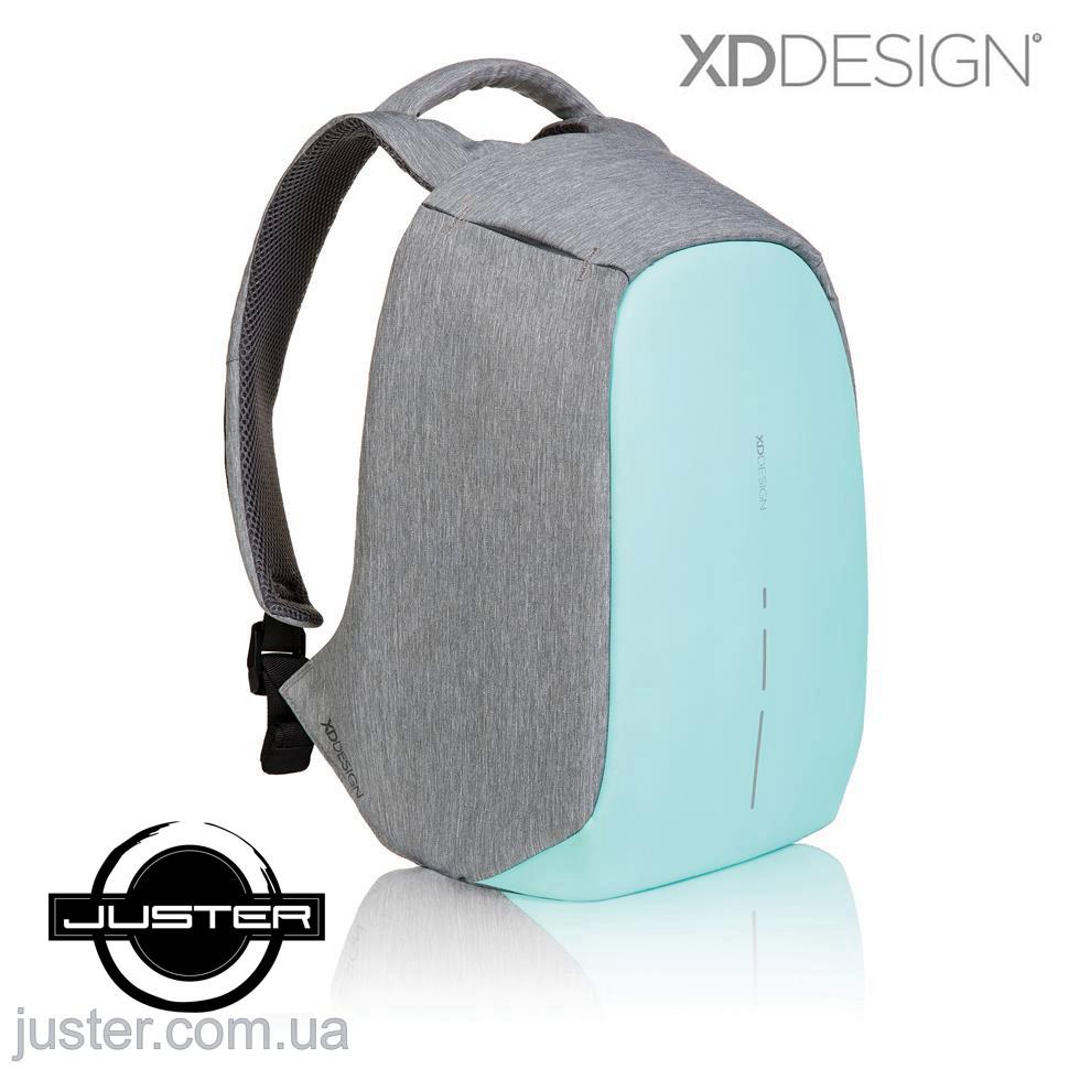 Рюкзак Bobby Compact Оригинал для ноутбука 14 XD Design green (P705.537)