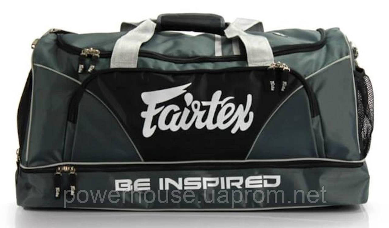 Спортивная сумка Fairtex Equipment Bag Without Roller