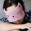 Маска для сну Котик, фото 3