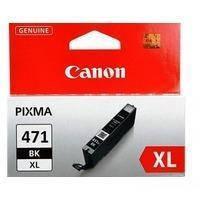 Картридж Canon для Pixma MG5740/MG6840 CLI-471XL Black (0346C001)