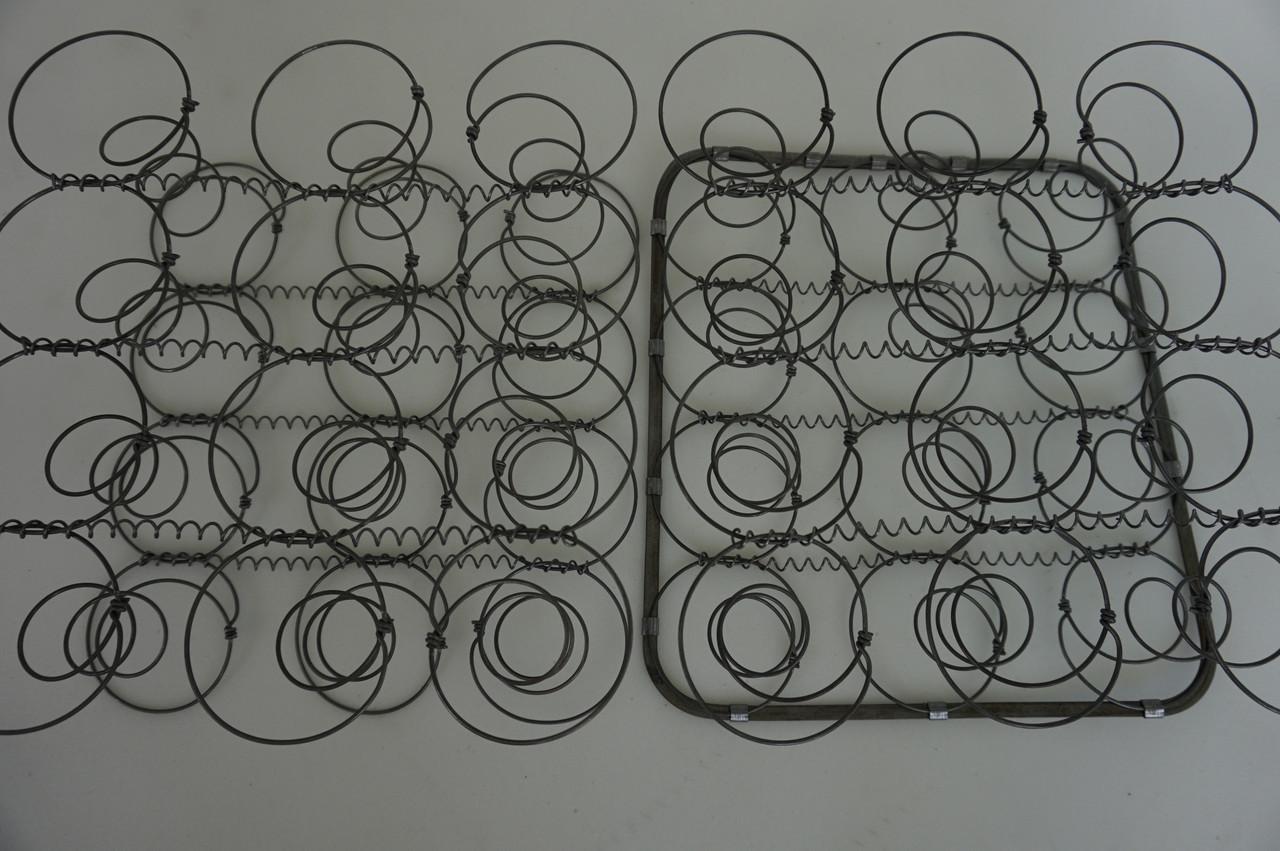 Пружины для мебели блок Bonnel  1950*1560*110 мм