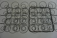 Пружины для мебели блок Bonnel  1950*1560*110 мм, фото 1