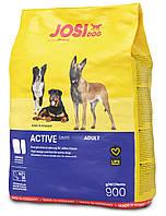 JosiDog ACTIVE 0,9 кг - ЙозиДог Актив - высокоэнергетический корм премиум класса для активных собак