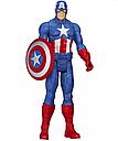 Фигурка Капитан Америка Hasbro Мстители Marvel Avengers Titan Hero Series Captain America 30 см, фото 2