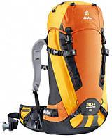 Женский туристический рюкзак на 30 л. ACT DEUTER GLIDE 30+ SL, 33569 9810 оранжевый