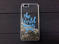 Чехол Блеск Вода для iPhone 6 / 6s, фото 1