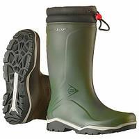 Зимние резиновые сапоги Dunlop Blizzard для охоты и рыбалки, Голландия