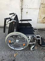 Инвалидная коляска ширина сидения 38,5 см  В+В б/у Немецкое качество