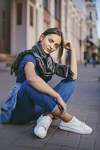 Шарф Женский 150*60 см Разноцветный