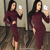 Платье футляр трикотажное  25814, фото 1