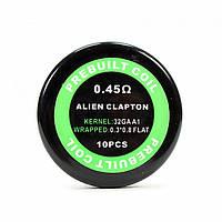 Койлы Alien Clapton, фото 1