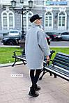 """Пальто обьемное оверсайз """"Букле"""", фото 6"""