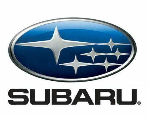Коврики в салон для Subaru