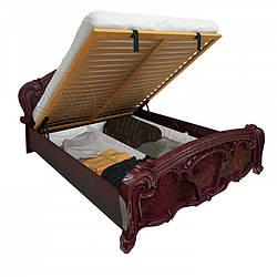 Кровать Олимпия 1,6 с подъемником Миро Марк