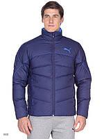 Мужской пуховик Puma Cotton Track Jacket (Артикул: 59235906), фото 1