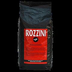 Кофе в зернах ROZZINI Passione 1кг 50/50