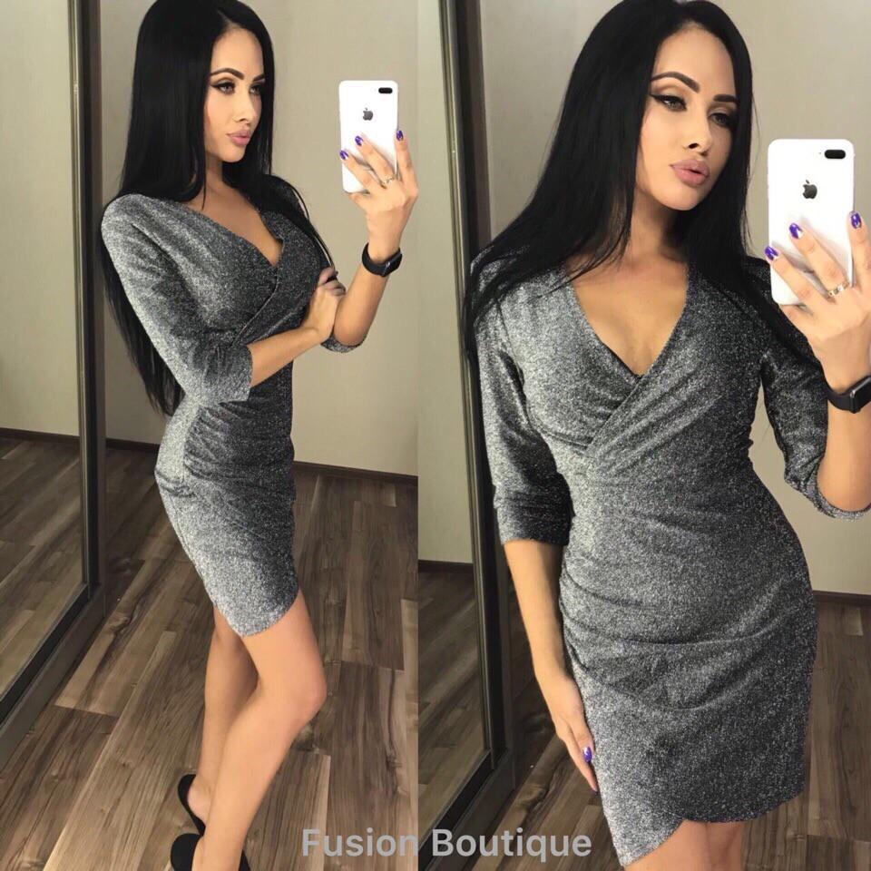 00464629c88facd  Платье люрекс с драппировкой 25818 Интернет-магазин модной  женской ... 763770d9095cbed  Платье женское ... e2e5494338767