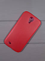 Чехол-накладка Perfektum UltraThin Samsung i9500 Galaxy S4 Mate Red + screen