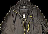 Мужская зимняя куртка Adidas PrimaLoft, фото 5