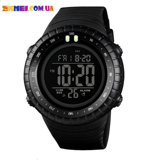 Мужские часы Skmei 1420 (Black)