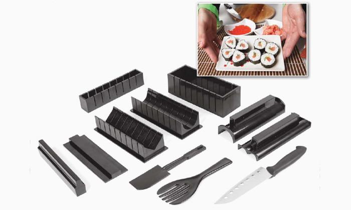 Набір для приготування суші та ролів Мідорі