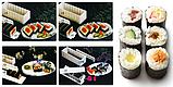 Набір для приготування суші та ролів Мідорі, фото 5