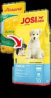 JosiDog JUNIOR 18 кг - ЙозиДог Юниор - корм для щенков с 8-й недели жизни и молодых собак
