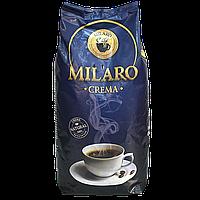 Кофе Milaro Crema 1кг, 30/70 (1ящ/10шт), Іспанія