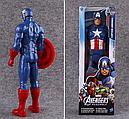 Фигурка Капитан Америка Hasbro Мстители Marvel Avengers Titan Hero Series Captain America 30 см, фото 5