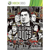 Sleeping Dogs (б.у.) (eng)  / xbox 360 - лицензия