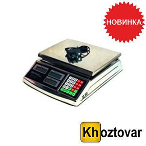 Торговые весы металл 50 кг Rainberg RB-305