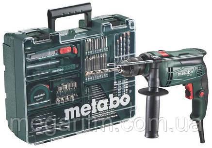 Дрель ударная Metabo SBE 650 Mobile Workshop, фото 2