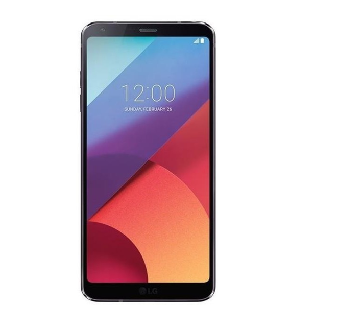 Смартфон LG G6 32GB Black (H870S.ACISBK)