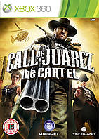 Call of Juarez (б.у.) (eng)  / xbox 360 - лицензия