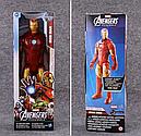 Фигурка Железный Человек  Iron Man Hasbro Мстители Marvel Avengers  30 см, фото 7