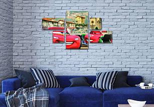 Интернет магазин картин модульных для детской, 80x140 см, (25x45-2/25х25-2/80x45), фото 3