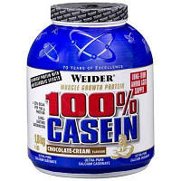 Протеин Weider 100% Casein - 1800 грамм