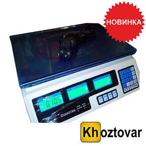 Весы электронные Domotec DT-208
